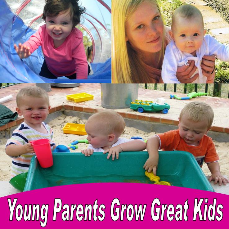 Young Parents Grow Great Kids